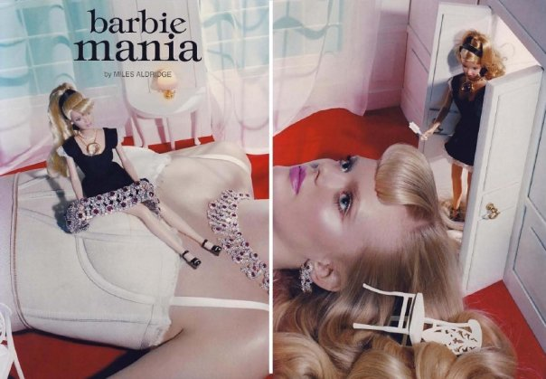 «Barbie»mania.