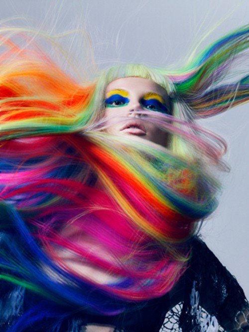 Life is.. multicolor.