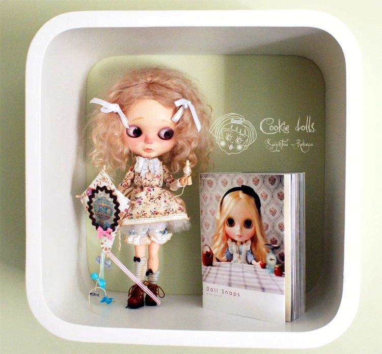 159 (c). Rebeca Cano _ Nicoletta on Doll Sanps book
