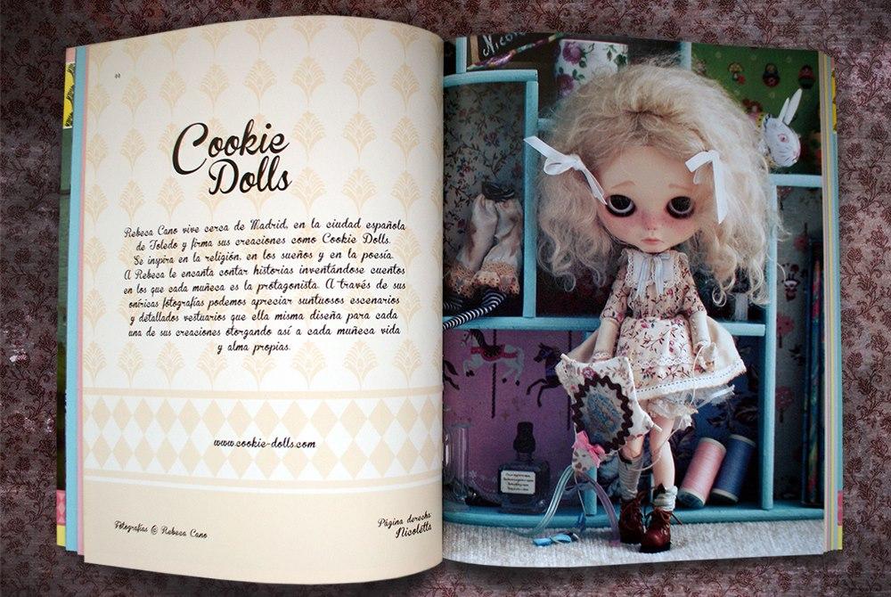 """Le bambole """"zuccherose"""" di RebecaCano♥"""